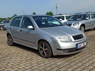 Škoda Fabia 1.9TDi-74KW- hatchback