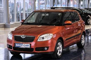 Škoda Fabia 1,2 i Sport CZ Klima LPG hatchback LPG + benzin