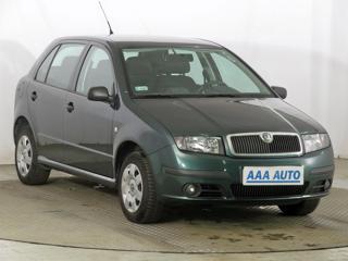 Škoda Fabia 1.2 40kW hatchback nafta