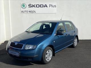 Škoda Fabia 1,2 HTP  Classic hatchback benzin