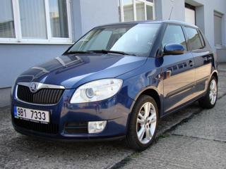 Škoda Fabia 1.6 automat/2 sady kol hatchback