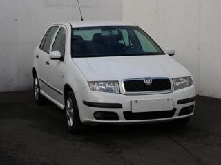 Škoda Fabia 1,4 16V, ČR hatchback benzin