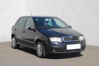 Škoda Fabia 1.2 12V, ČR hatchback benzin