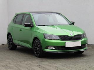Škoda Fabia 1.0 MPi, ČR hatchback benzin