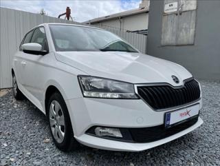 Škoda Fabia 1,0 MPI 55kW,2019,LED,původ ČR hatchback benzin