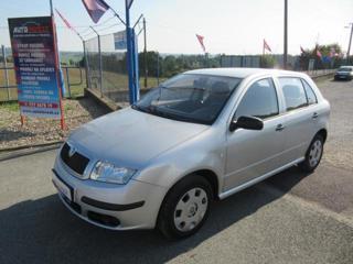 Škoda Fabia 1.4 i 16V hatchback benzin