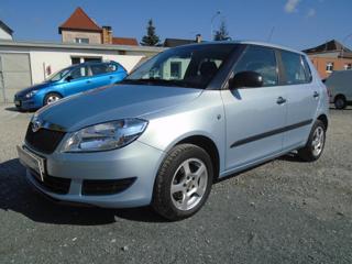Škoda Fabia 1.4 16V 58 tis. km. 1.majitel koup. hatchback