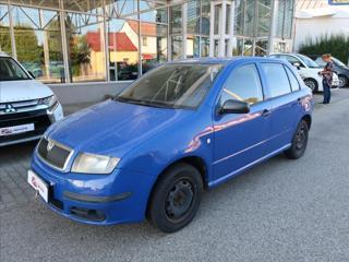 Škoda Fabia 1,2 i CZ hatchback benzin