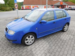 Škoda Fabia 1.4 16V Elegance 74 kW hatchback
