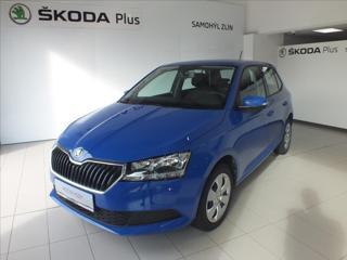 Škoda Fabia 1,0  MPI Active hatchback benzin