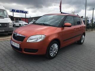 Škoda Fabia 1.2 HTP hatchback benzin