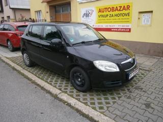 Škoda Fabia 1.2i 44 KW KLIMA hatchback