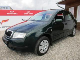 Škoda Fabia 1.4 i 16V Elegance hatchback benzin