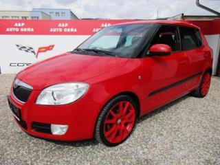 Škoda Fabia 1.4 i 16V Sport hatchback benzin