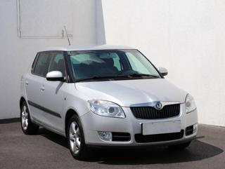 Škoda Fabia 1.2, ČR hatchback benzin - 1