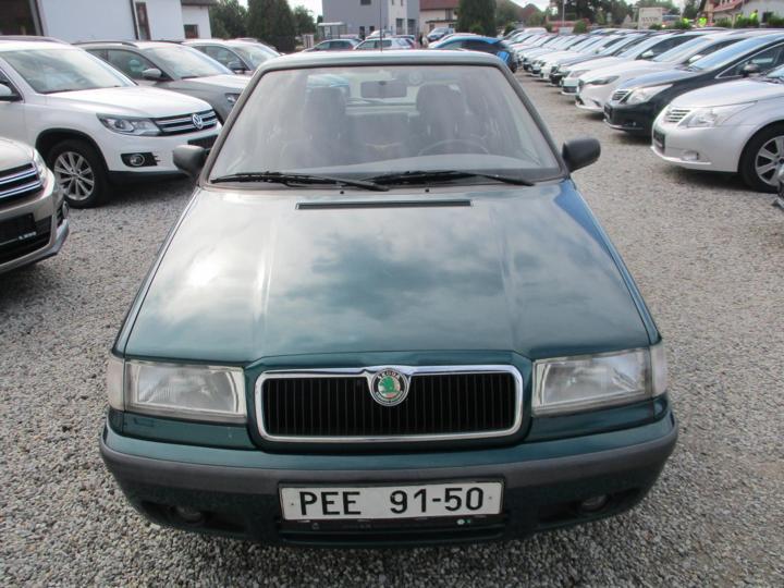 Škoda Felicia 1.3 MPi Zimáky,Eko zaplacen hatchback