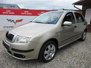 Škoda Fabia 1.4 i 16V EL hatchback benzin