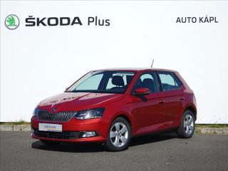 Škoda Fabia 1,0 MPI 55kW  Ambition PLUS hatchback benzin