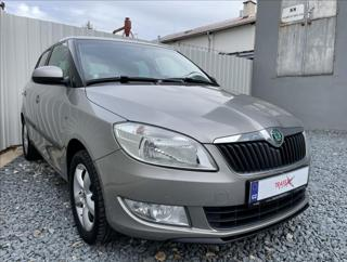 Škoda Fabia 1,2 TSI,původ ČR,138tkm,2xkola hatchback benzin