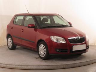 Škoda Fabia 1.2 12V 44kW hatchback benzin