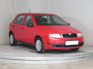 Škoda Fabia 1.4 44kW hatchback benzin