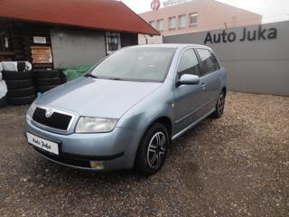 Škoda Fabia 1.4 MPI, ELEGANCE hatchback