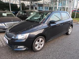 Škoda Fabia 1,2 TSI 1.majitel aut.klima hatchback benzin