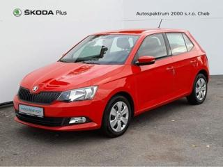 Škoda Fabia Trumf 1.0 MPI 44kW 5MP hatchback benzin