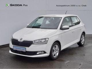 Škoda Fabia 1.0TSI Ambition PLUS hatchback benzin