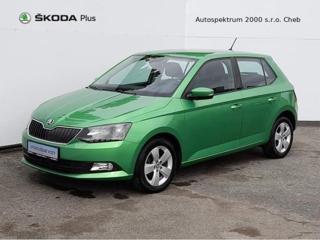 Škoda Fabia Style 1.0 TSI 70kW 5MP hatchback benzin