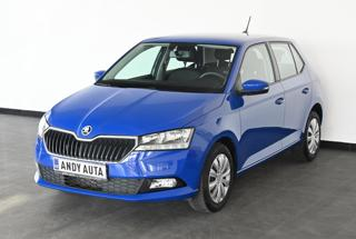 Škoda Fabia 1.0 TSI 70kW Výhřev sedaček Záruka hatchback