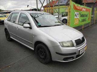 Škoda Fabia 1,4 TDI  KLIMA,TAŽNÉ ZAŘÍZENÍ hatchback nafta