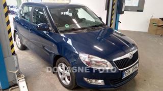 Škoda Fabia 1.2 HTP, 1.maj, Serv.kniha hatchback benzin