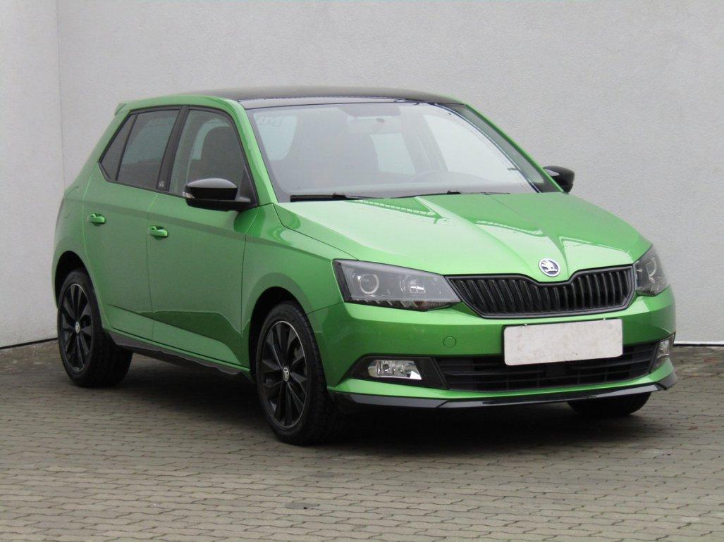 Škoda Fabia 1.0 TSi, ČR hatchback benzin