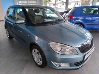Škoda Fabia 1,2   2.MAJITEL, SERVISKA hatchback benzin