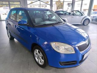 Škoda Fabia 1,4   SERVISNÍ KNÍŽKA hatchback benzin
