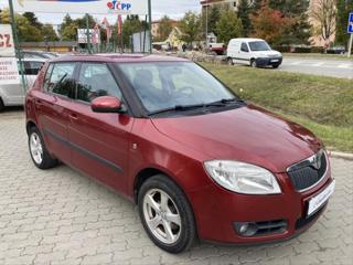 Škoda Fabia 1,2   ČR, SERVISKA 51KW hatchback benzin