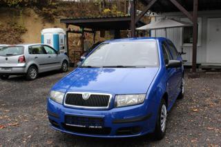 Škoda Fabia 1.4 i serv.knížka, klima hatchback