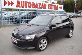 Škoda Fabia 1,2 TSi, DSG, klima, serviska, hatchback benzin