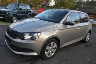 Škoda Fabia 1,0 MPi hatchback benzin