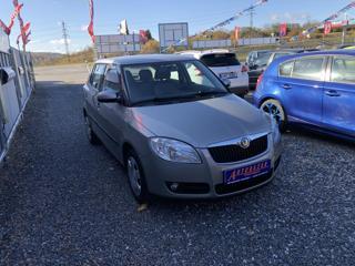 Škoda Fabia 1.2 12V HTP 51kW Ambiente hatchback