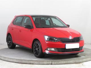 Škoda Fabia 1.2 TSI 66kW hatchback benzin