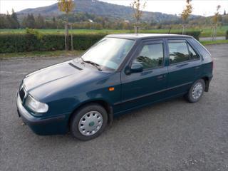 Škoda Felicia 1,3 MPi 50 kW  Family hatchback benzin