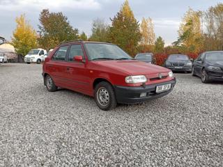 Škoda Felicia 1.3GLXi,50KW,1MAJ.GARÁŽOVANÁ hatchback
