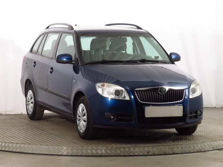 Škoda Fabia 1.4 16V 63kW kombi benzin