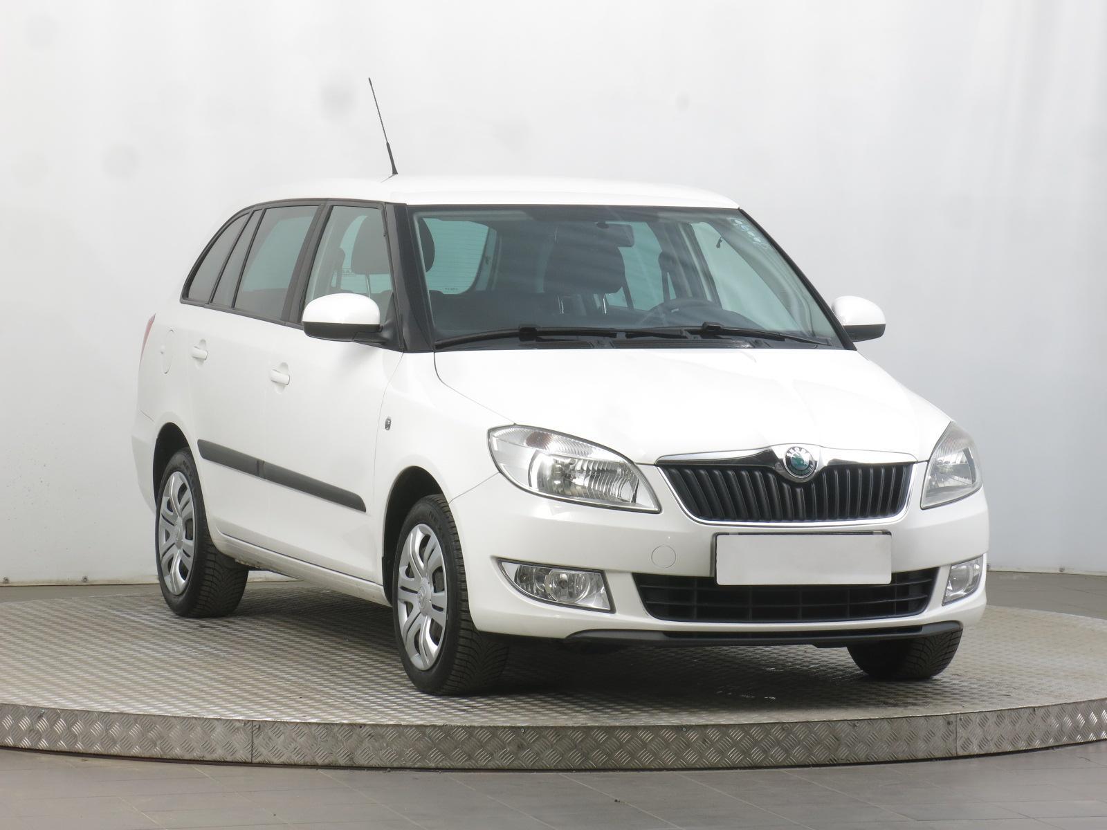 Škoda Fabia 1.2 51kW kombi benzin