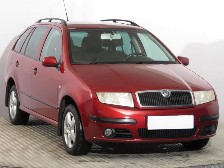Škoda Fabia 1.2 47kW kombi benzin