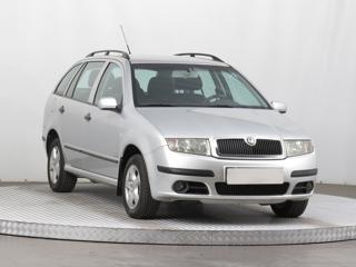 Škoda Fabia 1.2 47kW kombi benzin - 1