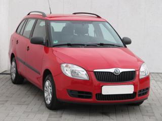 Škoda Fabia 1.2 51kW kombi benzin - 1
