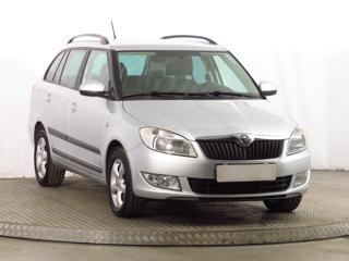 Škoda Fabia 1.2 TSI 63kW kombi benzin - 1